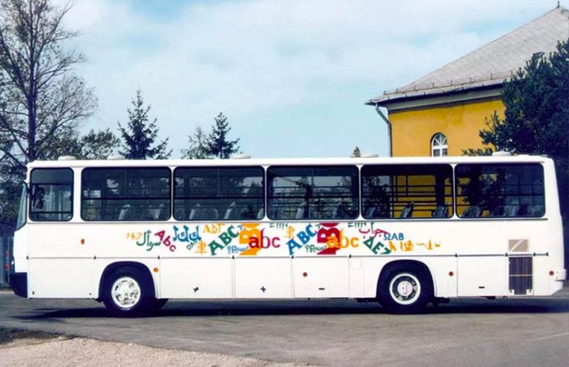 Школьные автобусы разных стран, изображение №8