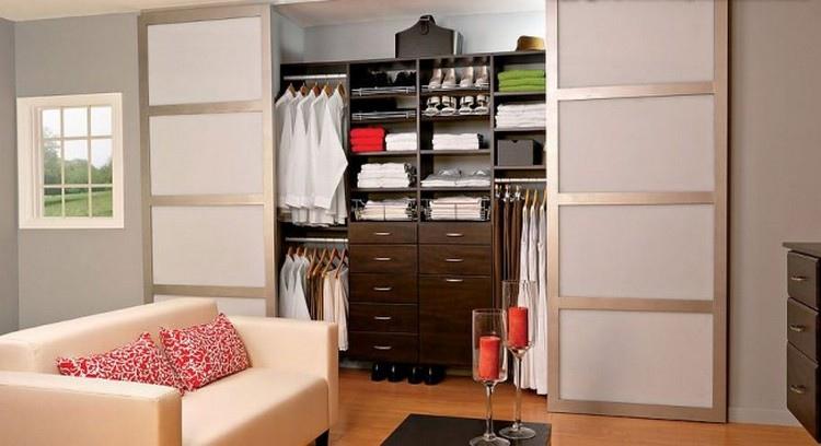 Раздвижные двери для гардеробной, изображение №3