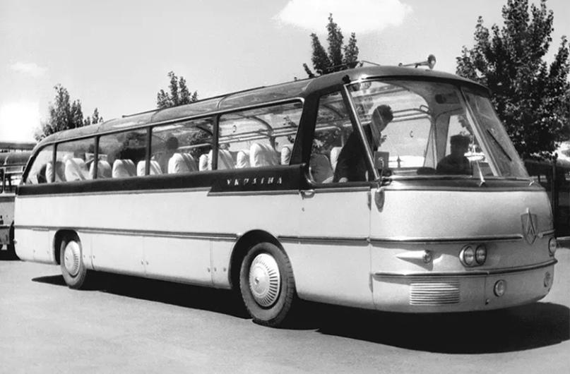 Автобусы, в которые можно влюбиться, изображение №9