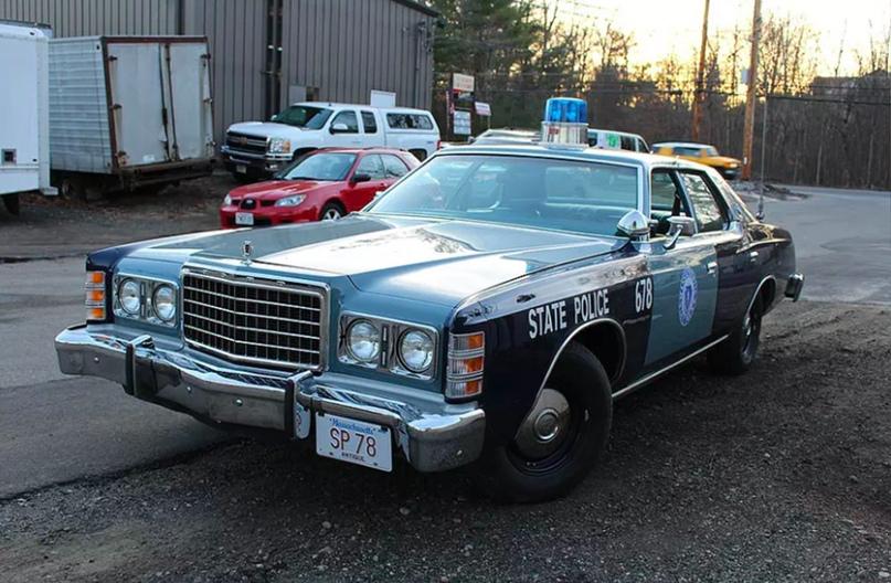 История полицейских авто Америки, изображение №8