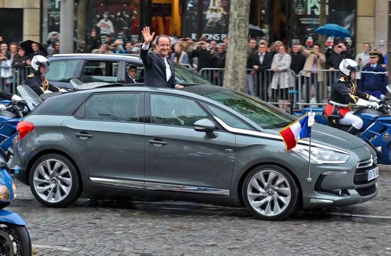 Машины для глав государств, изображение №4
