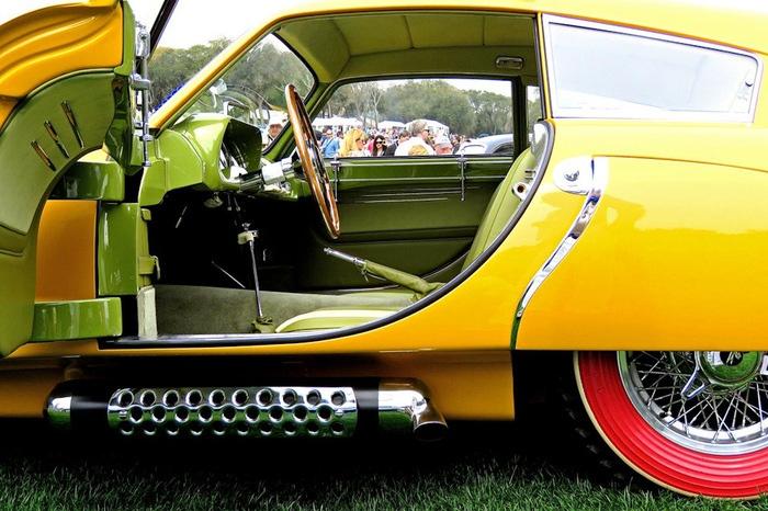 Pegaso Z-102 BS Cupula Berlinetta, изображение №7