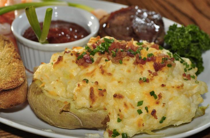 Печеный картофель на каждый день, изображение №2