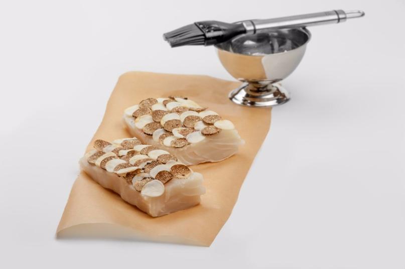 Тюрбо с сельдереем и трюфелями, изображение №3