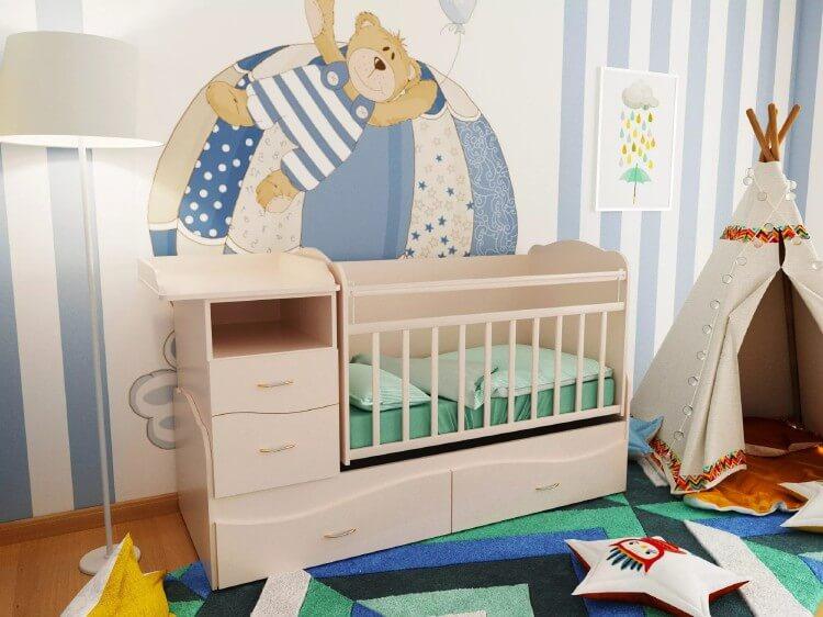 Выбор детской кровати, изображение №2
