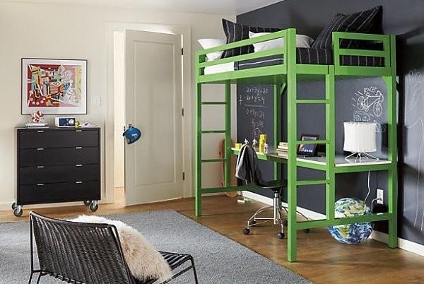 Кровать-чердак: практично, удобно, функционально!, изображение №3