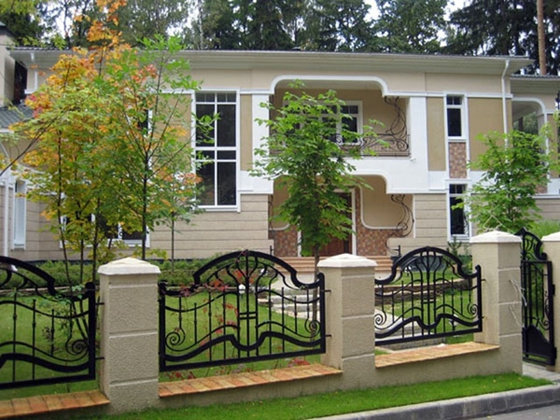 Как правильно выбрать заборы для частного дома и дачи, изображение №3
